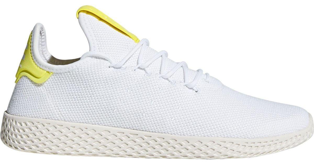 7a883d8cbbf adidas-WhiteYellow-Originals-Pharrell-Williams-Tennis-Hu-Shoes.jpeg