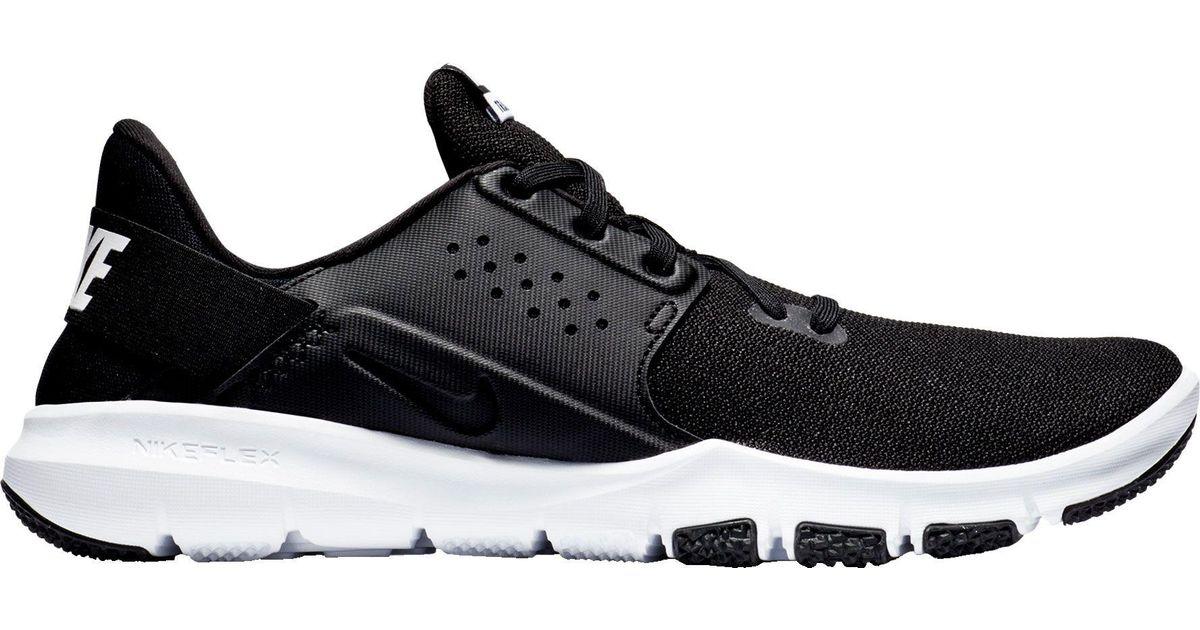 44050de51420e Lyst - Nike Flex Control Tr3 4e Training Shoes in Black for Men