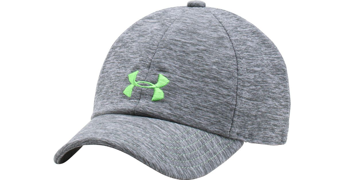5cab2466bd1b7 ... canada lyst under armour girls renegade twist hat in gray for men 36ba2  d170b