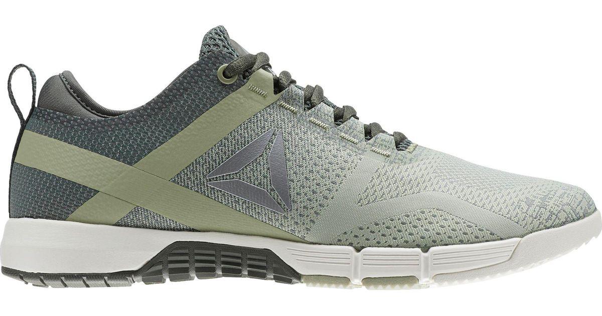 51c089b5c744b7 Lyst - Reebok Crossfit Grace Training Shoes in Green for Men
