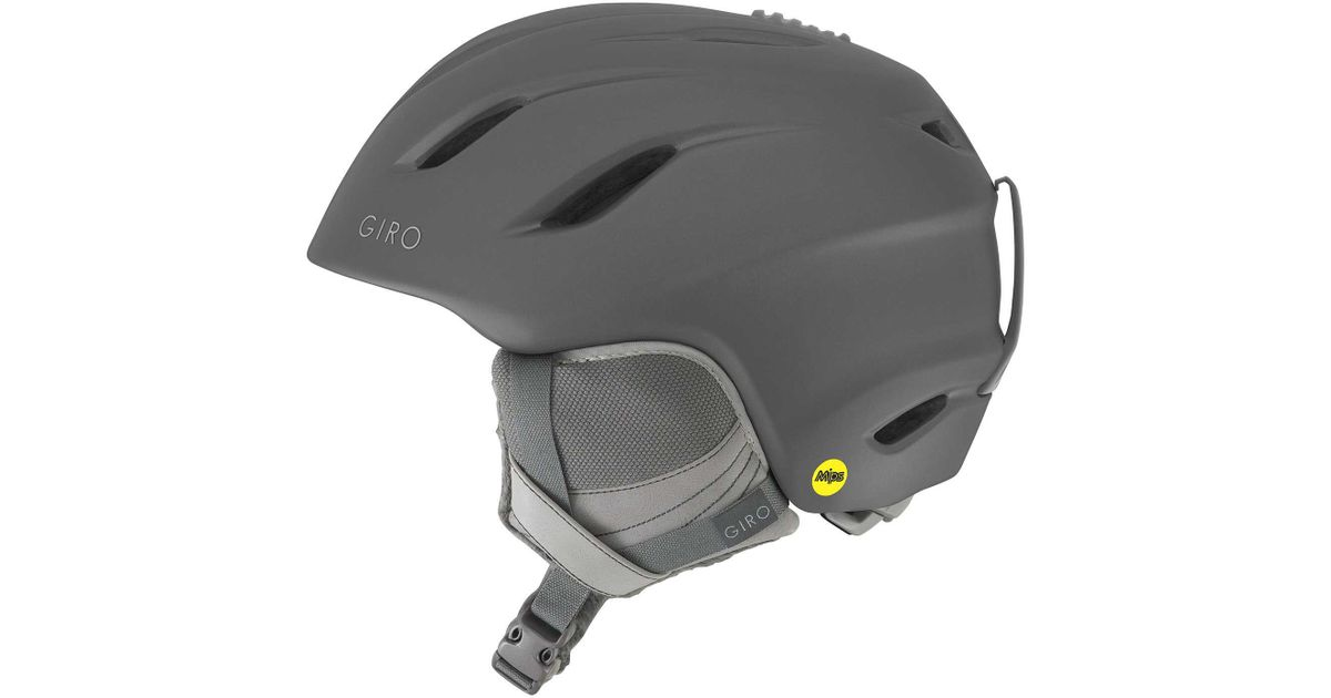 7e3a63614ac Lyst - Giro Era Mips Snow Helmet in Gray for Men