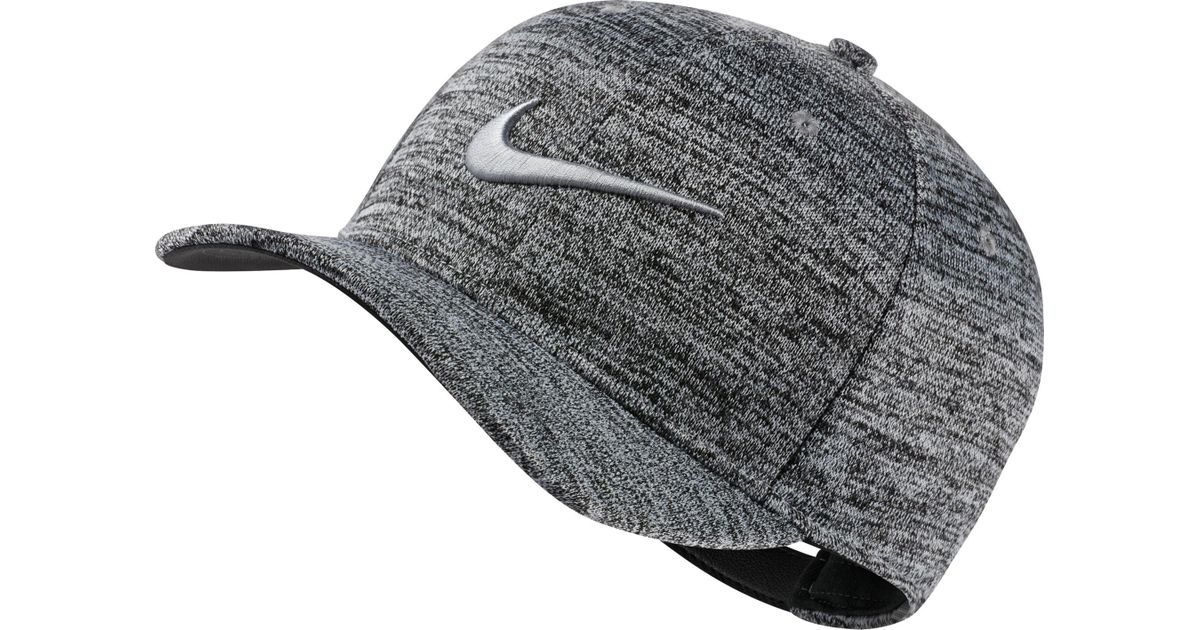 0e16ef736c0fd Nike Aerobill Classic99 Heather Golf Hat in Gray for Men - Lyst