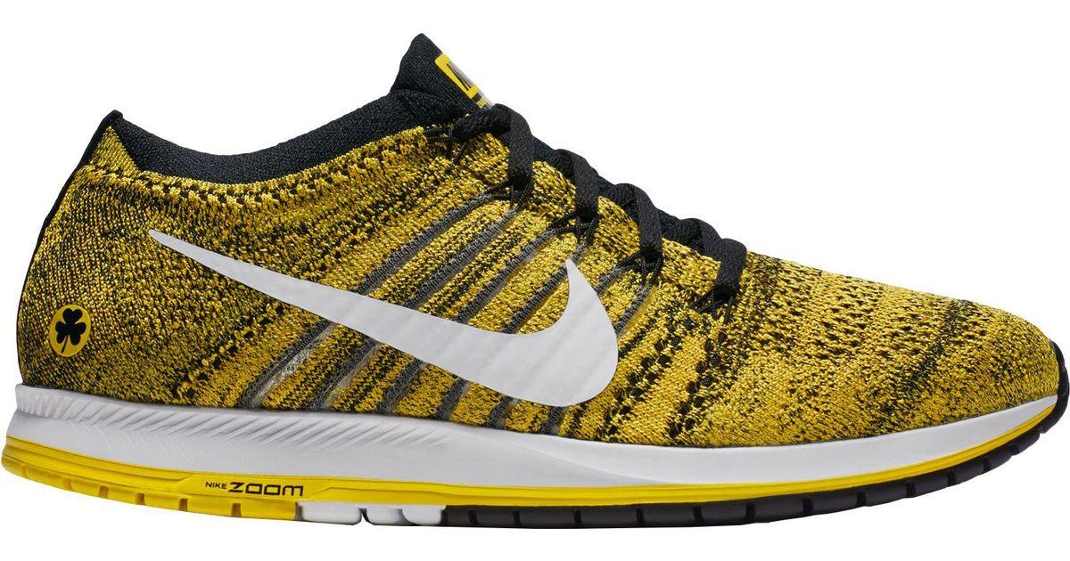 a91a7d892bd90 Lyst - Nike Air Zoom Flyknit Streak Running Shoes for Men