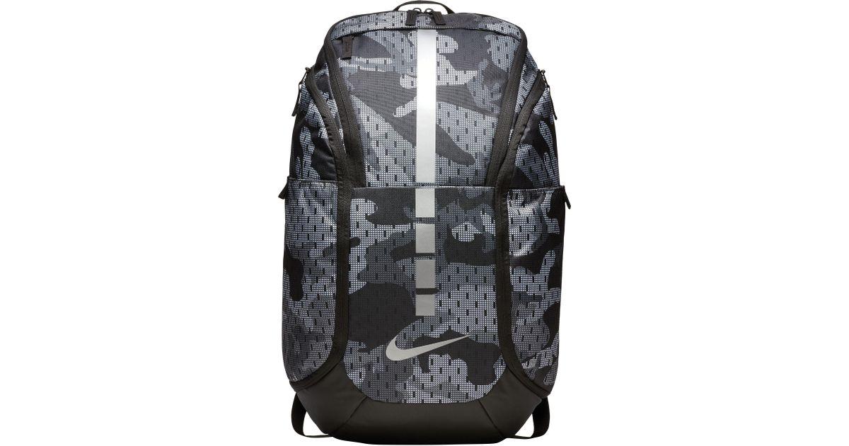 Lyst - Nike Hoops Elite Pro Camo Basketball Backpack for Men 260380d99