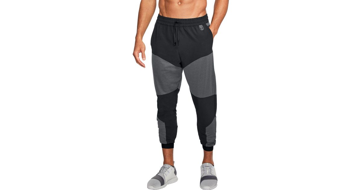 4b576b0e68699d Under Armour Unstoppable Gore Windstopper Woven Jogger Pants in Gray for Men  - Lyst