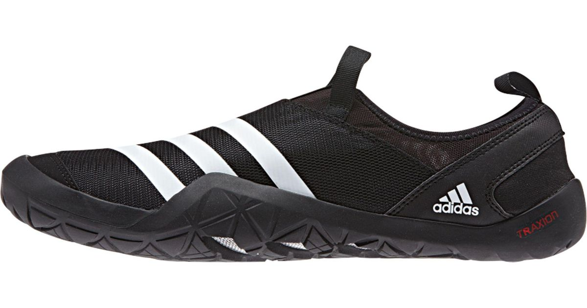 on sale ac6e6 1a940 Lyst - adidas Outdoor Climacool Jawpaw Slip-on Water Shoes in Black for Men