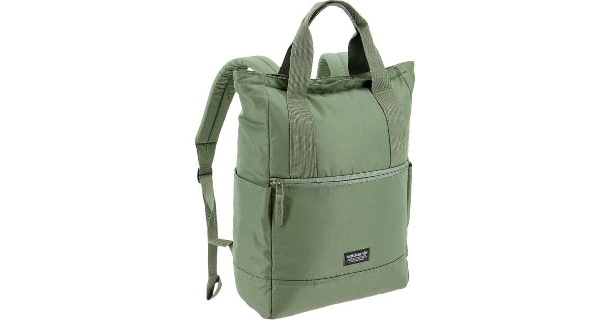 eb374b5af5 Lyst - adidas Originals Tote Pack Ii Backpack in Green