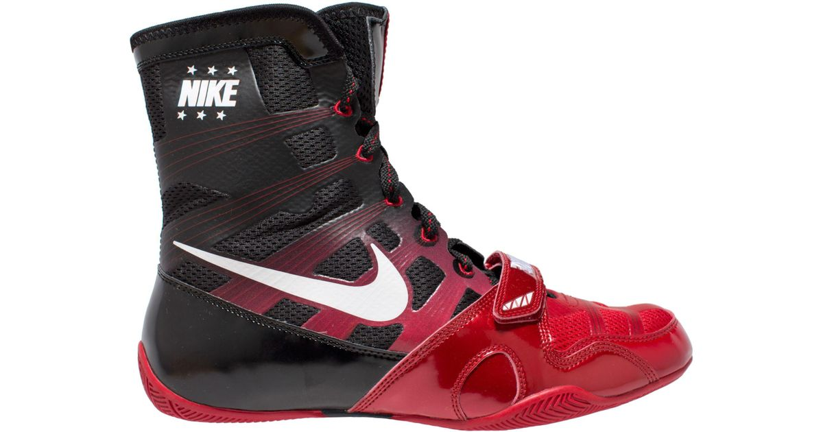 wholesale dealer 6f79a 506ad Nike Hyperko Mp Boxing Shoes in Red for Men - Lyst