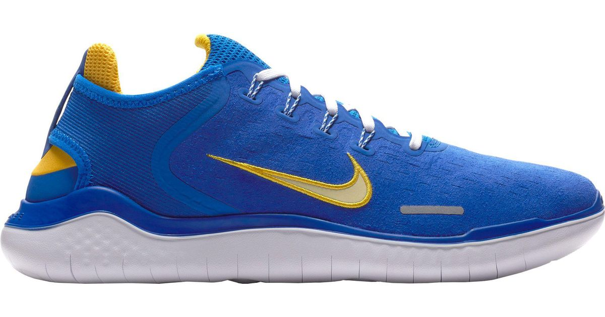 230ff8fc57 ... inexpensive lyst nike free rn 2018 dna mens running shoe in blue for men  save 40