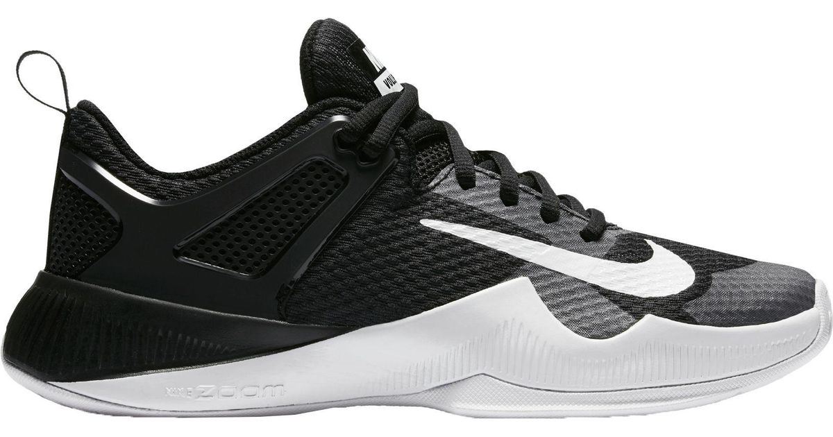 Lyst Nike Air Zoom Hyperace Volleyball Shoes In Black
