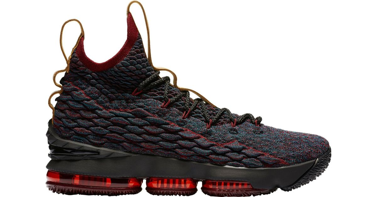 0f03a871d49bd Lyst - Nike Lebron 15 Basketball Shoes in Black for Men