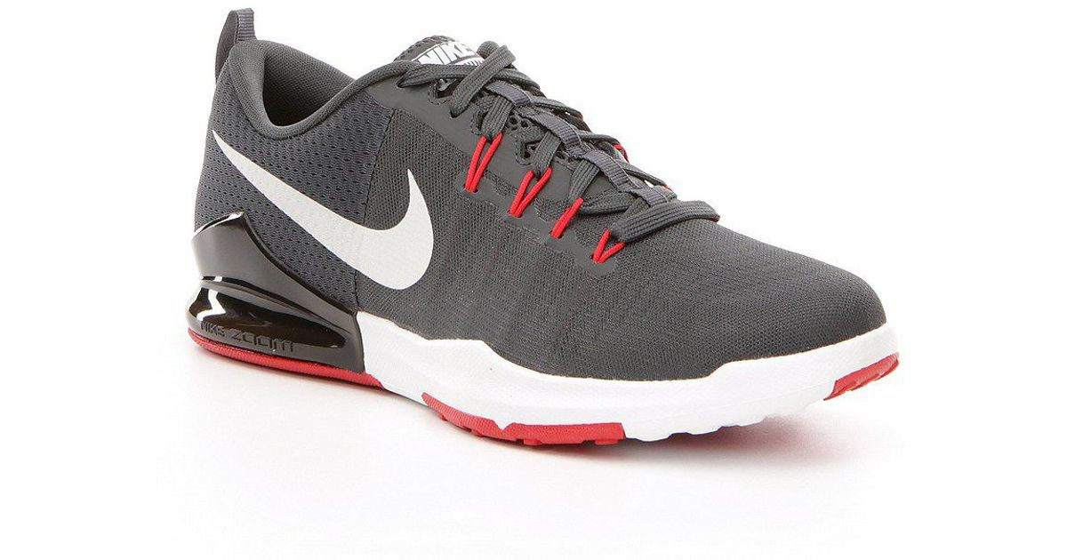 quality design 84ee4 52d61 Lyst - Nike Men ́s Zoom Dynamic Tr Lace Up Training Shoes in Gray for Men