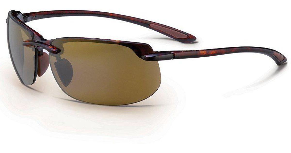 29bc93b0b6 Maui Jim Banyans Sunglasses in Black for Men - Lyst