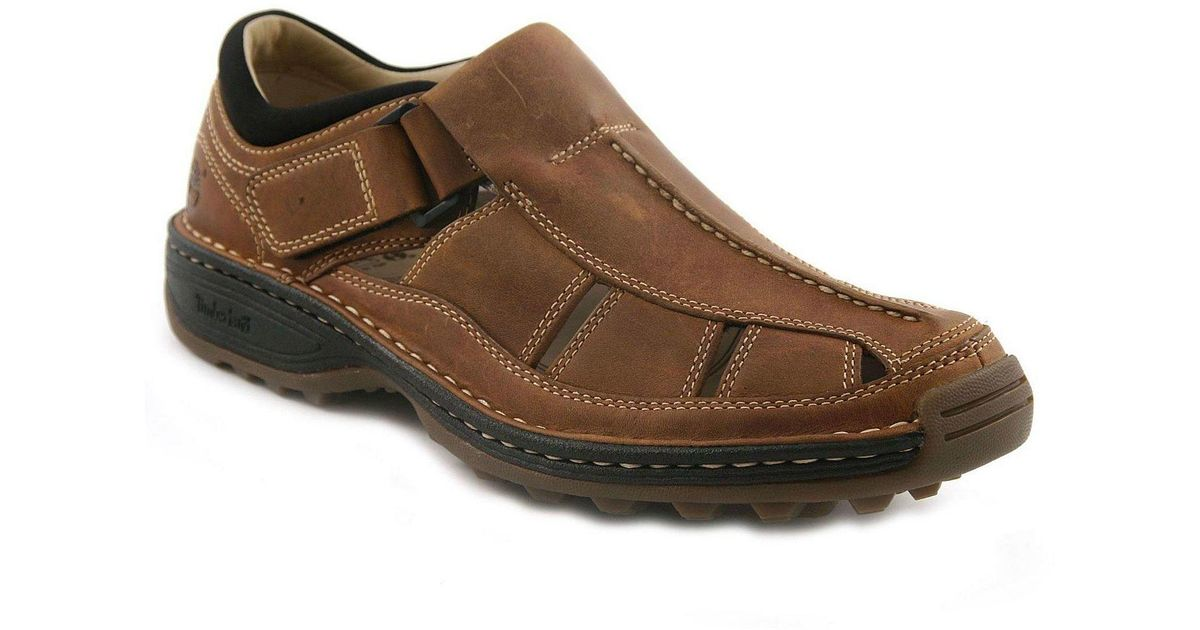 7b73d83b7f Lyst - Timberland Altamont Sandals in Brown for Men