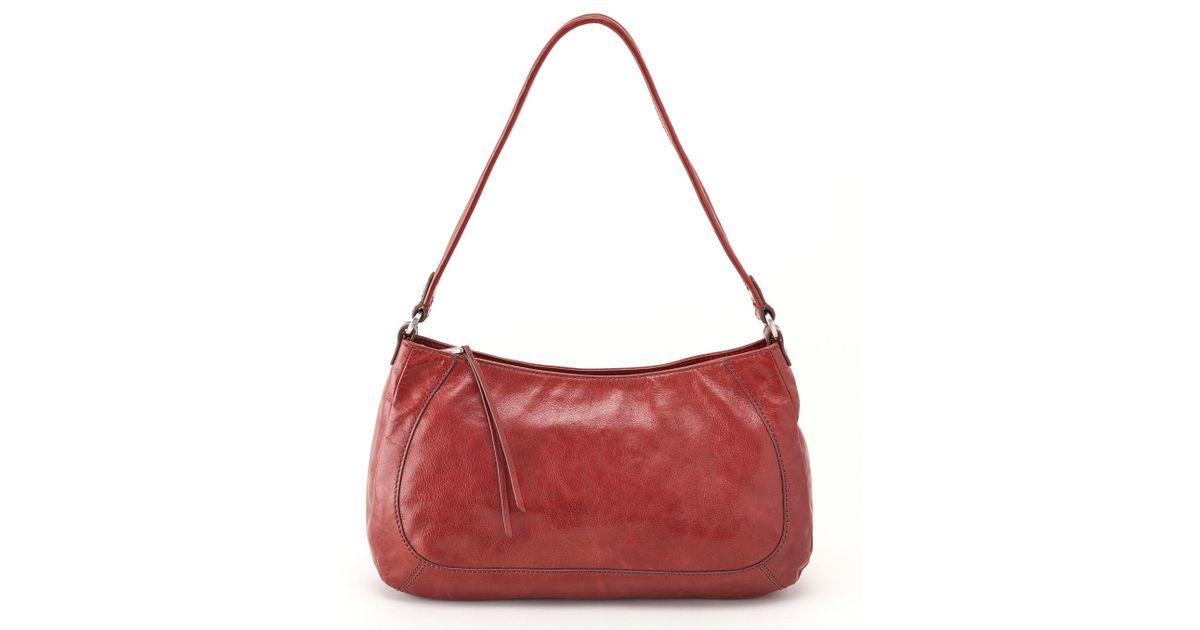 83759a78d51c Lyst - Hobo Rylee Shoulder Bag in Red