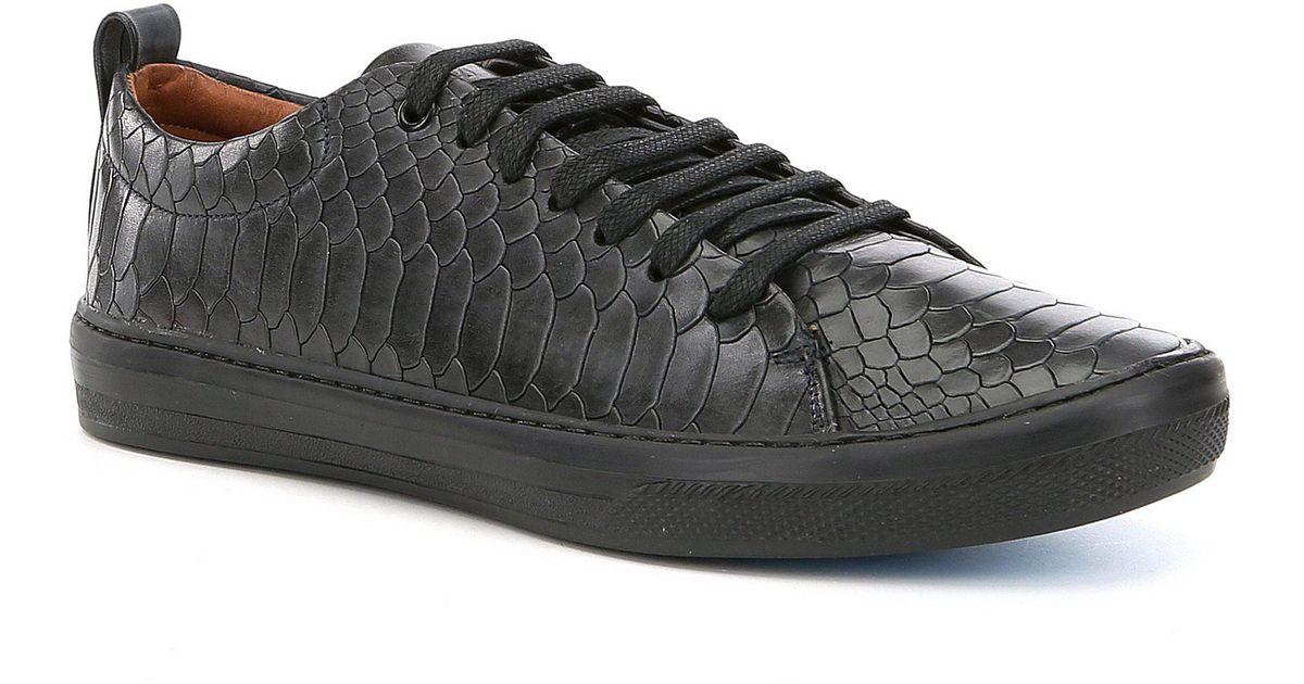 57e3b7d99af Lyst - Donald J Pliner Men s Rand Sneakers in Blue for Men
