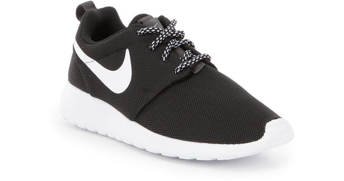 uk availability e8a9c 2464a Nike Roshe One Women s Lifestyle Shoes in Pink - Lyst