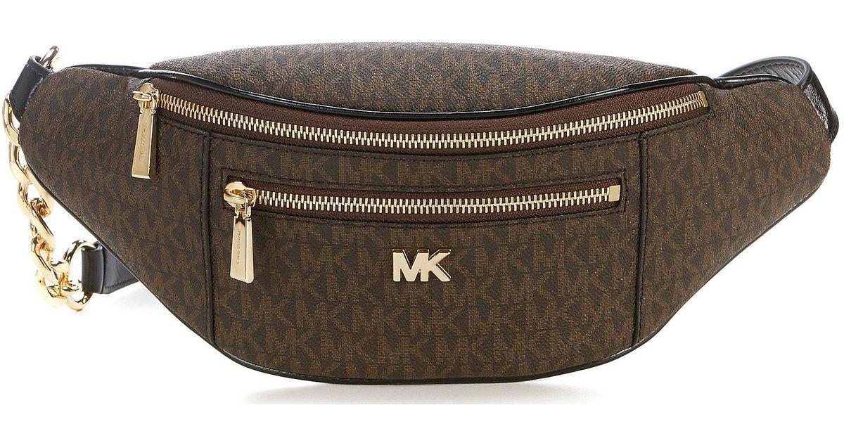 01a2ad3a0785 MICHAEL Michael Kors Mott Medium Waist Pack Belt Bag - Lyst