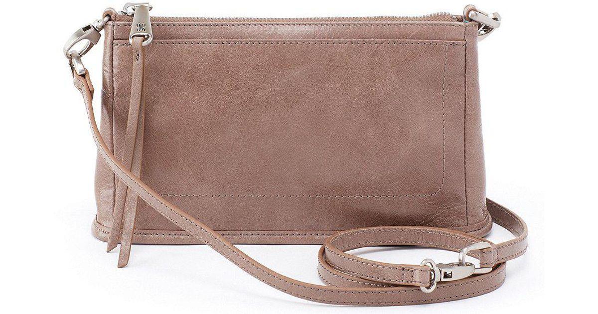 0df5e54f5b Lyst - Hobo Cadence Mini Cross-body Bag in Brown