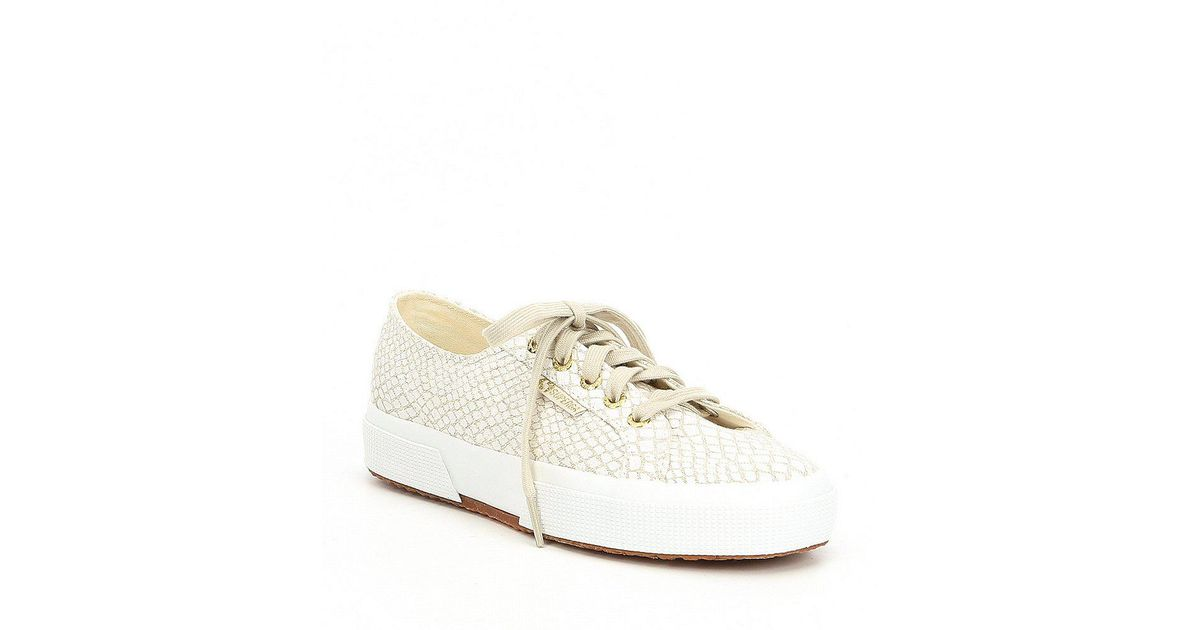 CoachTOP WITH CRYSTAL STAR AND TEA ROSE-GLITTER - Trainers - silver/saddle 7SQdNKLpW