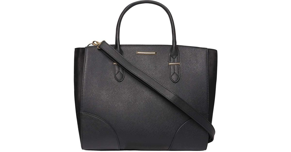 cb75ccb982 Black Oversized Tote Bag