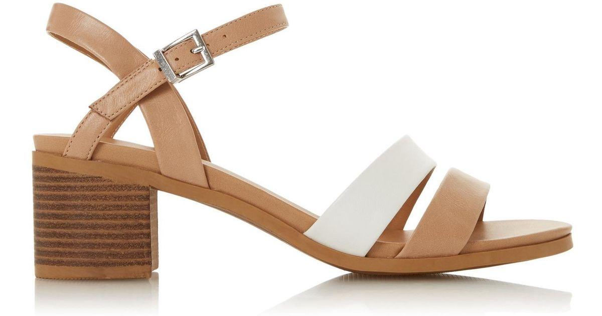 1e5e30fc1a7 Lyst - Dune By Dune Jayden Ladies Heel Sandals