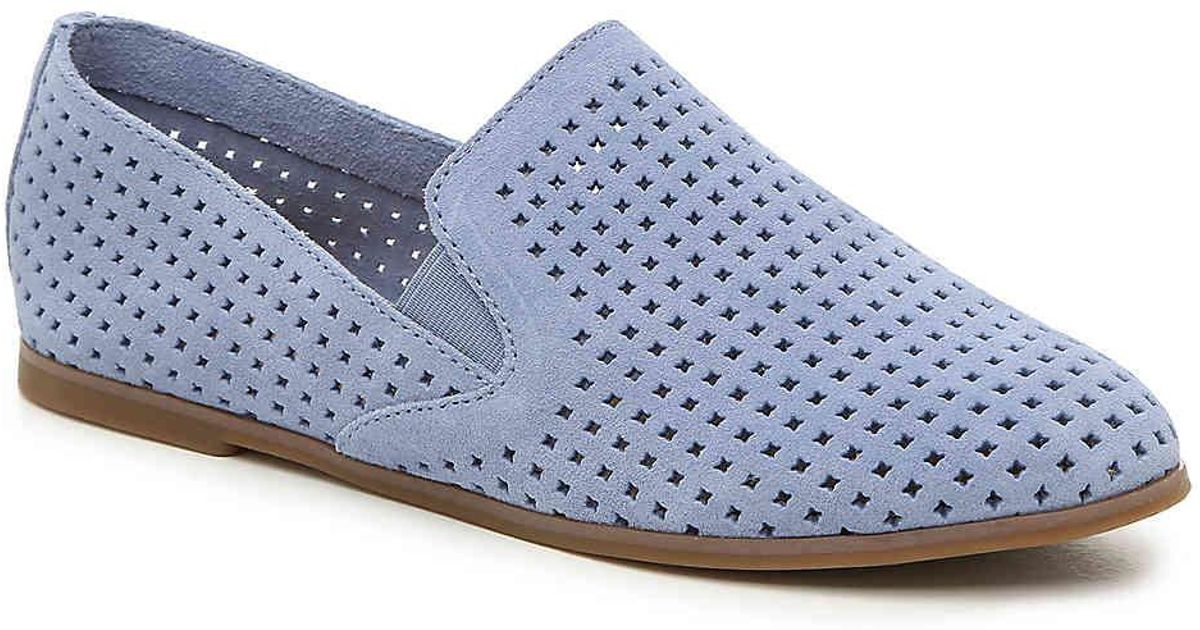 35c97aac1e4 Lyst - Lucky Brand Carthy Loafer in Blue