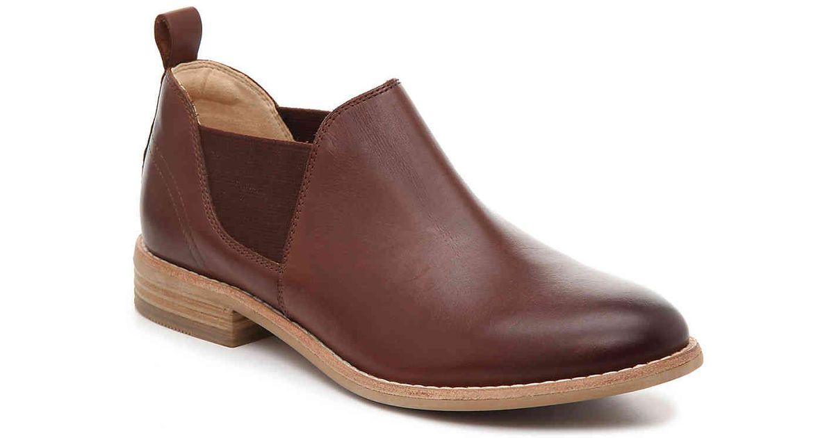 fine quality authentic quality beautiful in colour Clarks - Brown Edenvale Page Chelsea Boot - Lyst