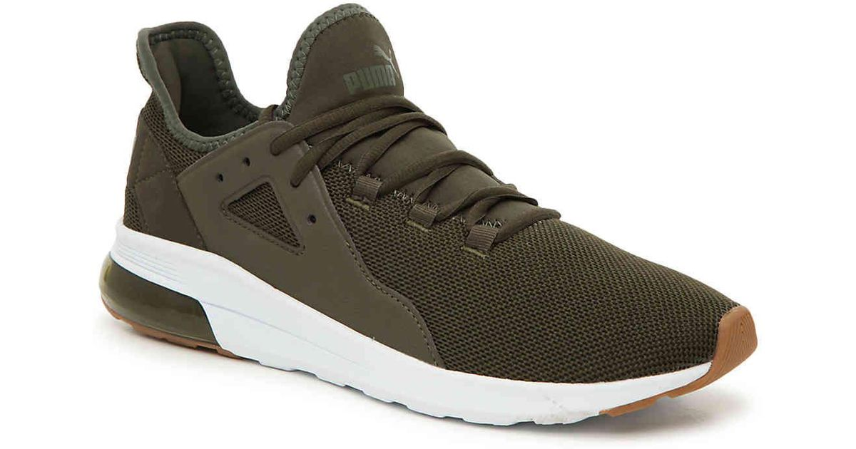 11176ae4c4c4ec Lyst - PUMA Electron Street Sneaker in Green for Men