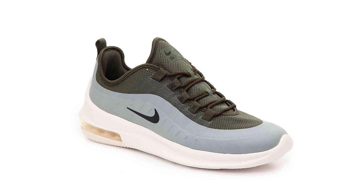 8d1ebf210 ... shopping lyst nike air max axis sneaker in gray for men bdfb7 407b7