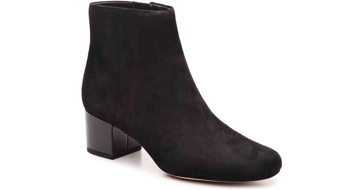 2664c60c55087b Lyst - Sam Edelman Edith Bootie in Black