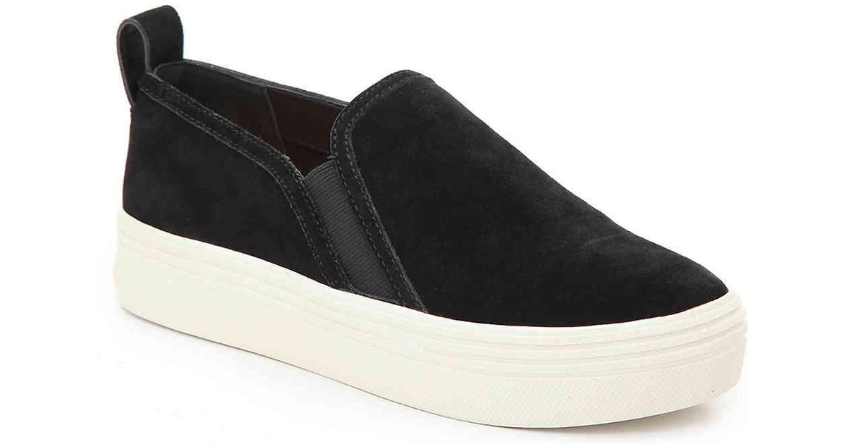 a2b786a8a6c6 Lyst - Dolce Vita Tannis Platform Slip-on Sneaker in Black