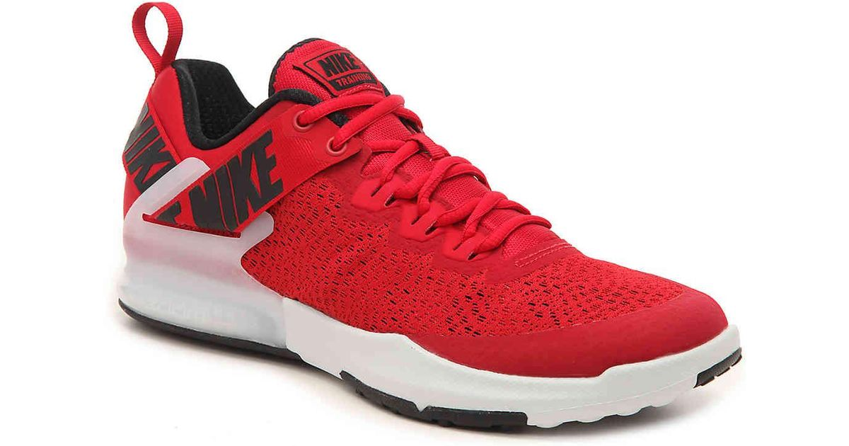 new arrival 9a9d7 20751 Lyst - Nike Zoom Domination Tr 2 Training Shoe in Red for Men