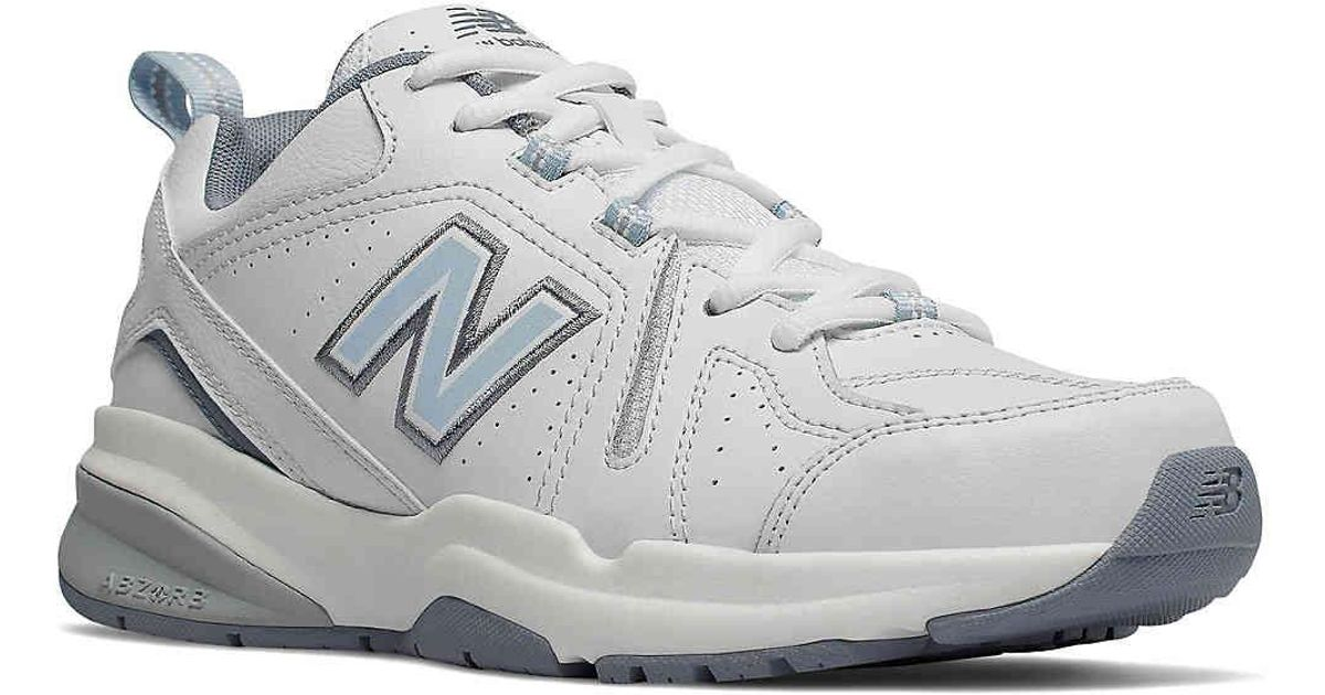 35a0cd00d93e Lyst - New Balance 608 V5 Training Shoe in Gray