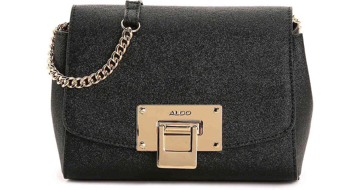 193955cb473 ALDO Rotella Crossbody Bag in Black - Lyst