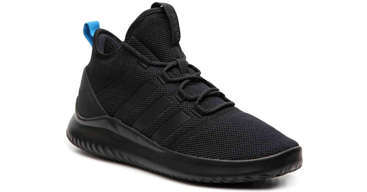 Lyst - adidas Cloudfoam Ultimate Bball High-top Sneaker in Black for Men 0f394ea3b