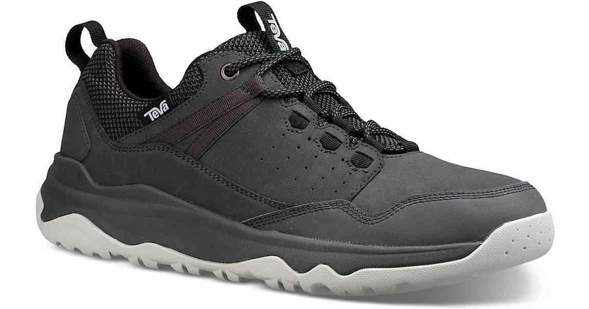 da2372ac4d0f80 Lyst - Teva Ridge Peak Sneaker in Gray for Men