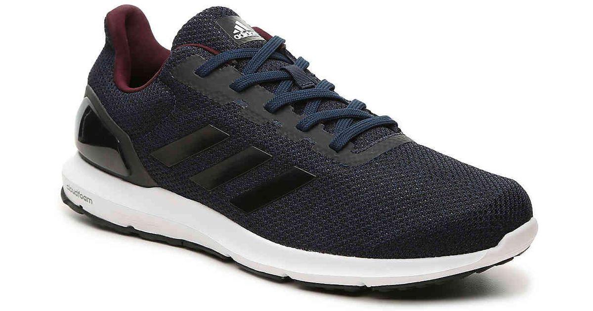 cf2fcea69 ... usa lyst adidas cloudfoam cosmic 2 running shoe in blue for men bfb20  75b07