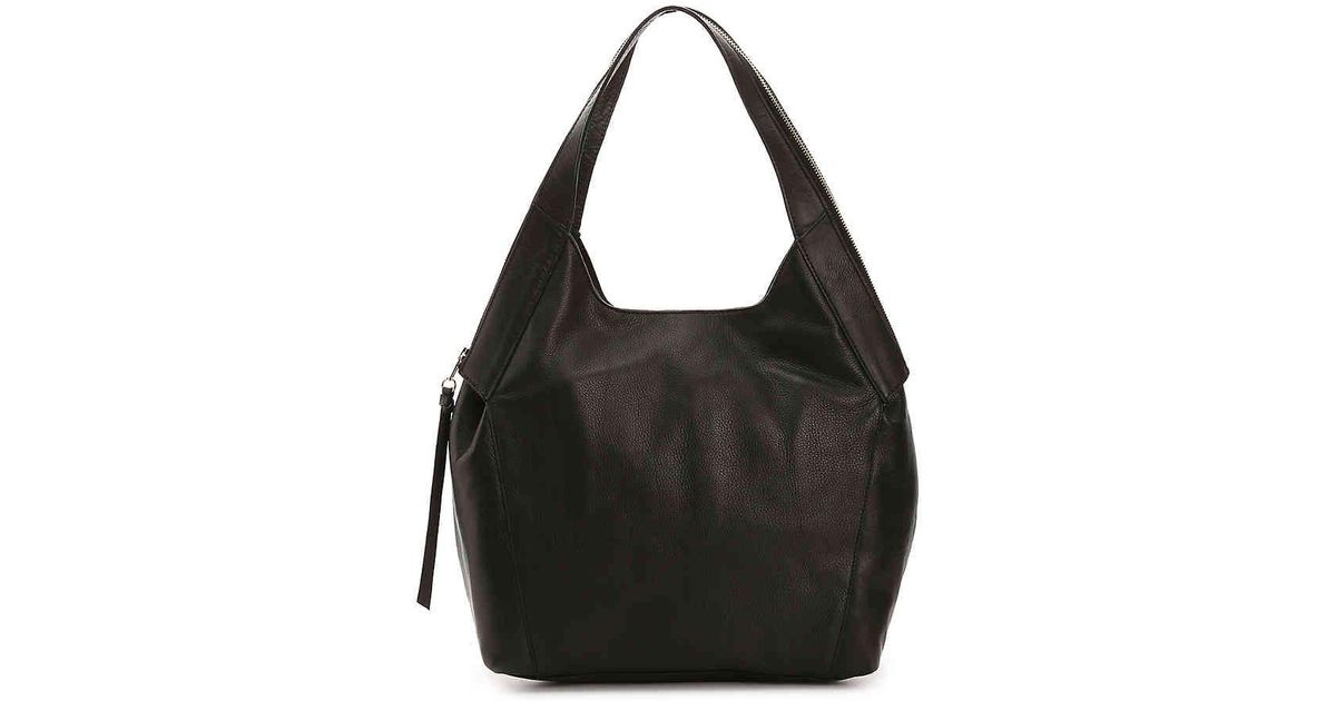 2c727268a Kooba Oakland Leather Hobo Bag in Black - Lyst