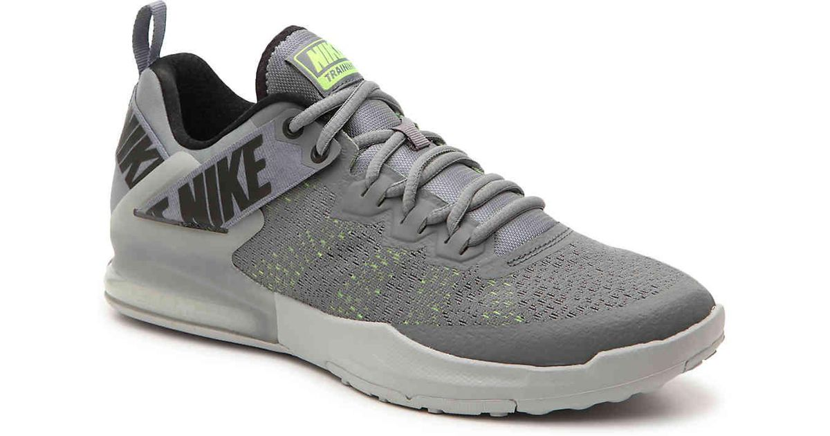 7c65e99d49fdb Lyst - Nike Zoom Domination Tr 2 Training Shoe in Gray for Men