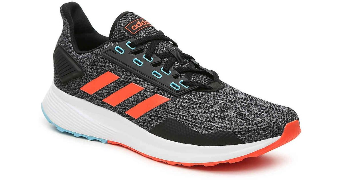 0f24ef5bf22c Lyst - adidas Duramo 9 Lightweight Running Shoe in Black for Men