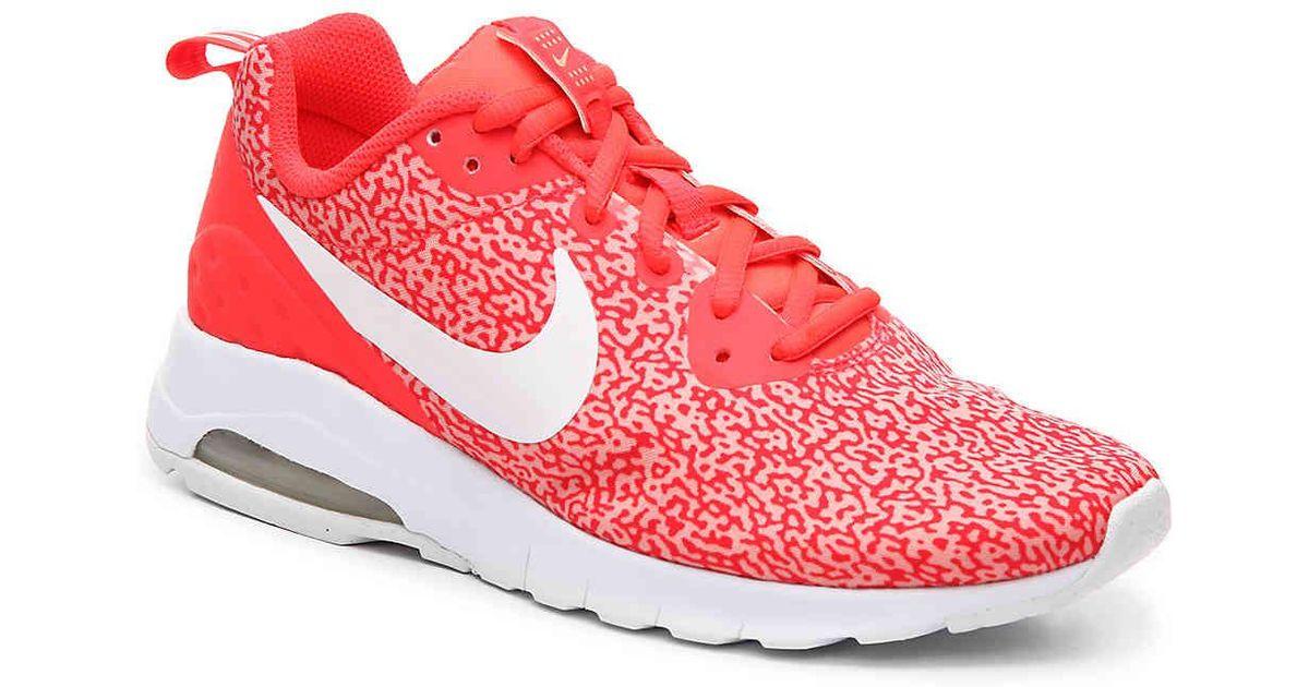 ce61735c70a Lyst - Nike Air Max Motion Lw Print Sneaker
