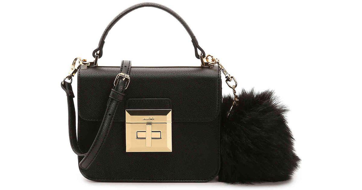 f3ff33b60f3 Lyst - ALDO Chiadda Crossbody Bag in Black