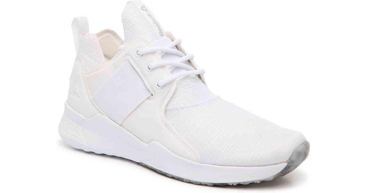 69ad4f7f71882 Lyst - Reebok Guresu 1.0 Running Shoe in White