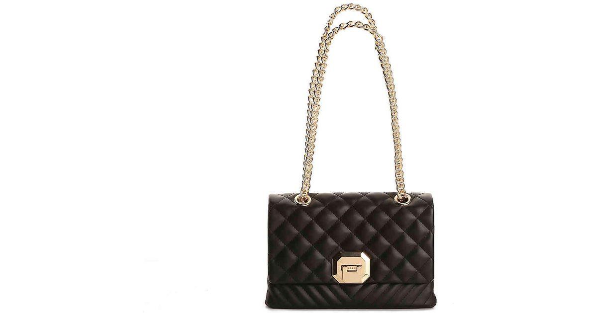 2d980fef73b Lyst - ALDO Menifee Shoulder Bag in Black