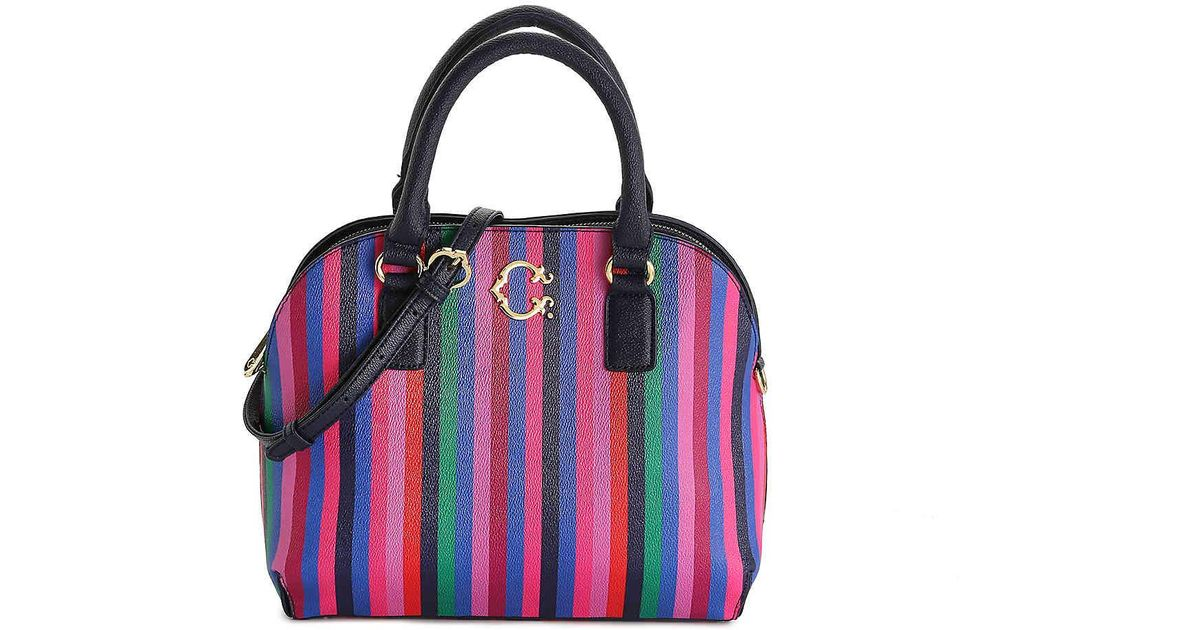 C Wonder Multicolor Ella Satchel