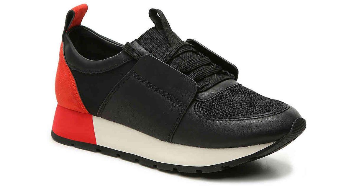 f7fc5fad103 Lyst - Dolce Vita Yvette Platform Sneaker in Black