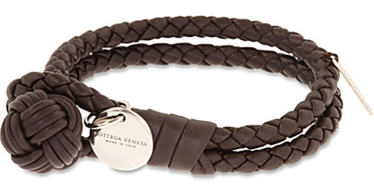 bottega e fp intrecciato keyring in is bracelets or veneta bracelet denim nappa