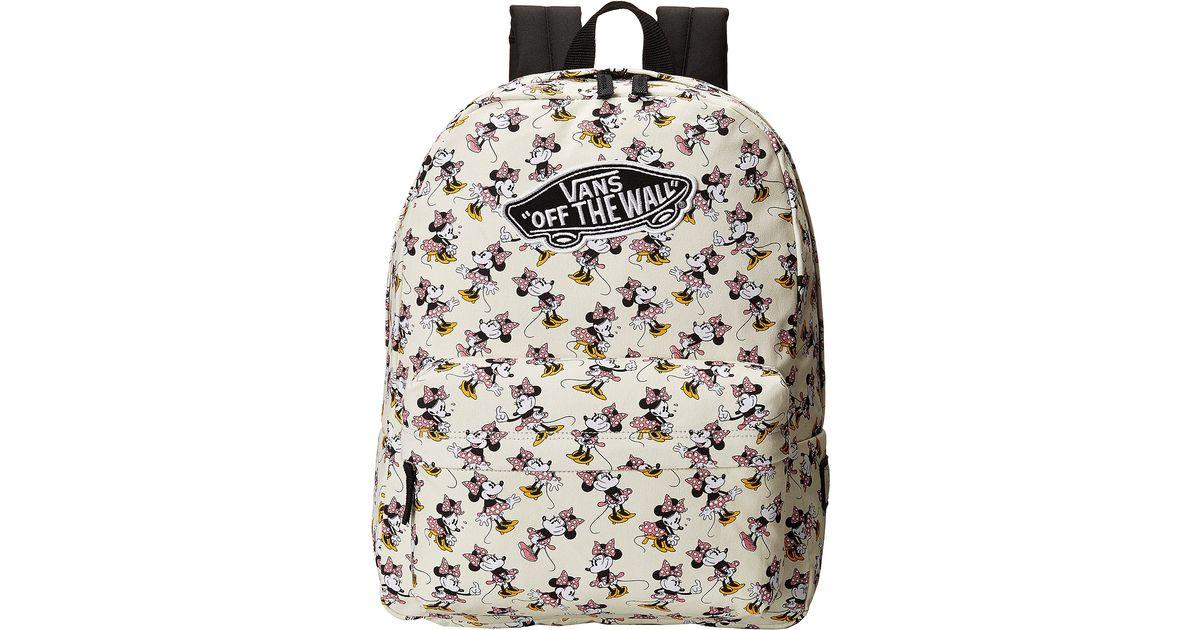 Lyst - Vans Disney Backpack in Natural