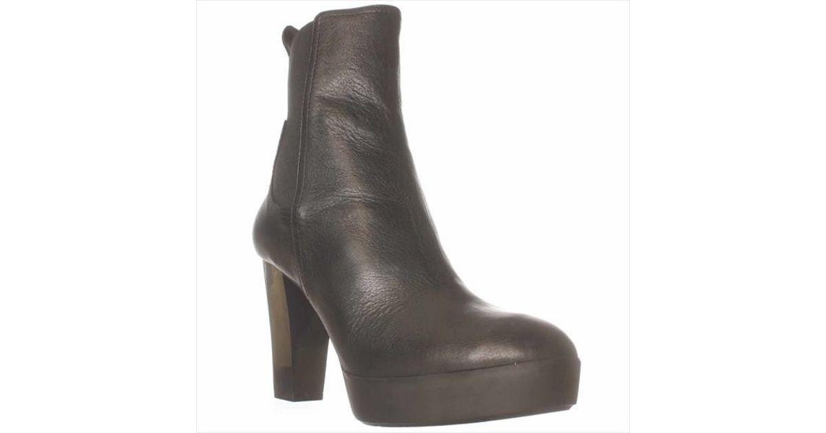 5f28d15a3386 Lyst - Donald J Pliner Milan2 Mid-calf Boot in Black